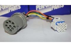 Перехідник для підключення мотора випарника