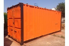 Оренда контейнера 20 футів б / в (ціна за добу)