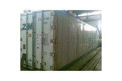 Оренда контейнера рефрижераторного 40 футів high cube б \ в (ціна за добу)