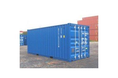 20DC Морські контейнери 20 футів